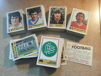 original PANINI STICKERS EURO FOOTBALL 76 1976 complete your collection