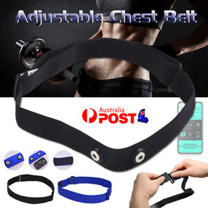 ANT Bluetooth 4.0 Chest Belt Strap Band for Wahoo Polar Sport Heart Rate Monitor