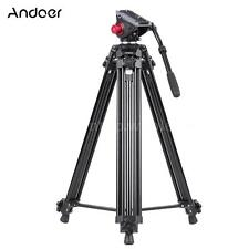 "Professional 72""Heavy Duty DV Video Camera Camcorder Tripod Stand with Ball Head"