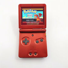 Limited Whole Red Game Boy Advance GBA SP AGS 101 Brighter Backlit Console