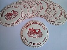 Vintage NOS Antique Automobile Club of America AACA Iron on Patch Founded 1935