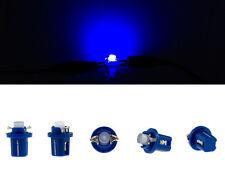 10 STÜCK LED B8,5D DIFFUS weiß blau rot grün gelb Tacho & Armaturenbeleuchtung