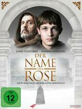 The Name of the Rose- 2019 TV series - John  Turturro,Damian Hardung 3x DVD PAL