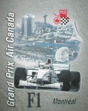Grand Prix Air Canada Formula One F1 Shirt - Montreal - Size XL