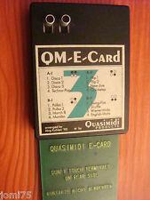 Carte ROLAND E35 E20 E30 E70 RA90 KR-650 Kr3500 CA QM-E-3 Card Quasimidi SUPER