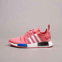 Adidas Originals NMD R1 Boost Running Hazy Rose Shoes workout New Women FX7073