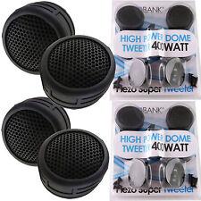 Pair 2X SUPER POWER LOUD DOME SPEAKER TWEETER FOR CAR 800W US SHIPPER 2 PAIRS!