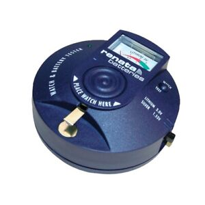 NEW RENATA BATTERY TESTER FOR WATCHMAKER TRADE FREE SHIPPING