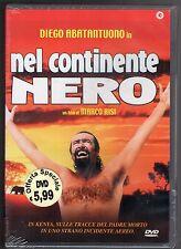 dvd NEL CONTINENTE NERO Marco RISI Diego ABATANTUONO
