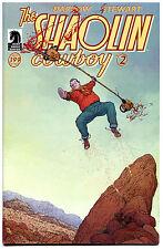SHAOLIN COWBOY #2, NM, Geof Darrow, Dave Stewart, Dark Horse, 2013, Zombies