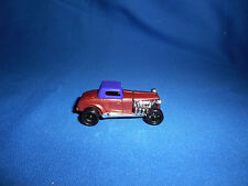 DEUCE COUPE HOT ROD Thunder Rosie FORD MODEL B Plastic Toy Car Kinder Surprise