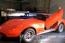 Vertical Doors - Vertical Lambo Door Kit For Chevrolet Corvette C-3 1968-82