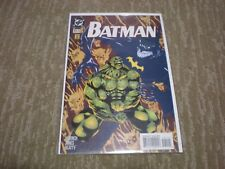 Batman #521 (1940 1st Series) DC Comics NM/MT