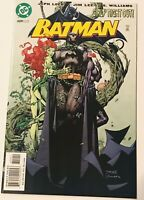 BATMAN #609 (1st Thomas Elliot -Hush Movie Out Now) HI-GRADE UNREAD COPIES CPICS