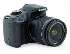 Canon EOS 1300D Kit EF-S 18-55 mm f/3.5-5.6 III Like New!