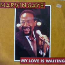 """7"""" 1982 SOUL! MARVIN GAYE : My Love Is Waiting /MINT-"""