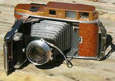 Custom 135mm or 150mm High End Lens On Polaroid 110B/900 Version 4x5 Camera