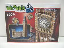 PUZZLE 3D BIG BEN 890pz WREBBIT 02002