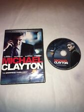 MICHAEL CLAYTON, 2008, R, WIDESCREEN EDITION, DVD MOVIE, GEORGE CLOONEY