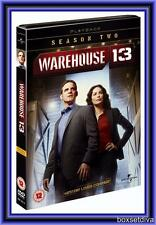 WAREHOUSE 13 - COMPLETE SEASON 2 - SECOND SEASON - **NEW & SEALED DVD**