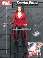 Marvel Scarlet Witch Avengers Legends Heroes 7in Action Figure Collect Gifts Toy