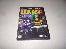 KICK-ASS 2 : DVD STARRING AARON TAYLOR-JOHNSON , CHRISTOPHER MINTZ-PLASSE