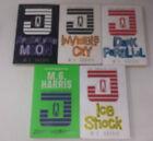 5 x The Joshua Files by MG Harris Complete Series PB Job Lot