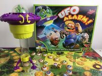 UFO Alarm - Fun Family Electronic Board Game -University Games - Complete