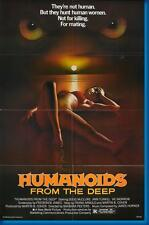 Humanoids From The Deep Movie Poster24in x 36in