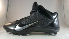 Nike Alpha Pro 3/4 TD Men's Football Cleats 579636 002 Size 14