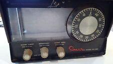 Vintage Sonar model DC-480 Fish and Depth Finder paper Record keeper original