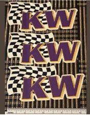 3 Kw Racing Suspension Decals Stickers Offroad Imsa Drift Lsfest Offroad Gtd
