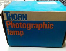 Thorn A1/240 300w 240v Projector G17t Lamp Vintage RARE