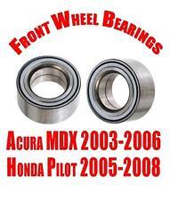 Front Wheel Bearings PTC PT510085 for Acura MDX 03-2006 & Honda Pilot 05-2008