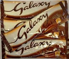 Galaxy Cadbury Aero Single Serve Individual Instant Hot Chocolate Powder Sachets