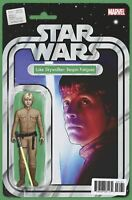 Star Wars #31 MARVEL COMICS Christopher Action Figure VARIANT COVER B