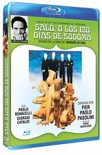 SALO, OR THE 120 DAYS OF SODOM (1975) **Blu Ray B** Pier Paolo Pasolini