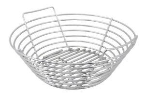 Kick Ash Basket for Big Green Egg (Stainless Steel)