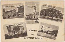 SALUTI DA SAMBONIFACIO - SAN BONIFACIO - VEDUTINE (VERONA)