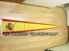 Fahnen Flagge Spanien Wimpel - 38 x 240 cm