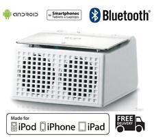 Portable Wireless Bluetooth Stereo Speaker Hands Free Mic iPhone Samsung iPad