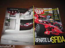 AUTOSPRINT 2008/11=GUIDA MONDIALE FORMULA 1 F1 PILOTI TEAM CIRCUITI FOTOGRAFIE