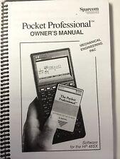 Hp 48sx 48 sx calculator manuals.