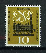 ALEMANIA/RFA WEST GERMANY 1960 MNH SC.822 German Railroads