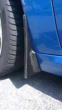 Astra J GTC VXR  Carbon front wheel arch stone deflectors mudflaps mud flaps