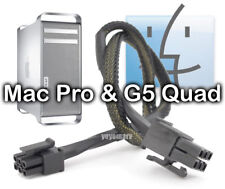 Mac Pro/G5 PCIe video card 6pin PCI Express power booster cable  Quadro/Radeon