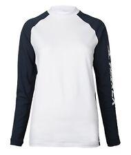 Adidas Men Multi Act Rashguard Sports L/S Shirts Swim Black Beach Shirt CJ2163