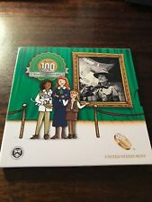 2013 United States Mint Girl Scouts of the USA Silver Dollar