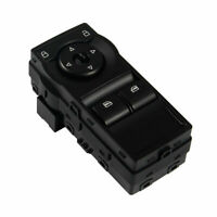 Black Power Window Master Switch Control For Holden Commodore VE Ute