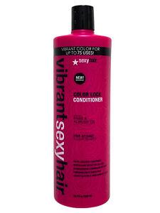 Vibrant Sexy Hair Color Lock Conditioner 33.8 oz